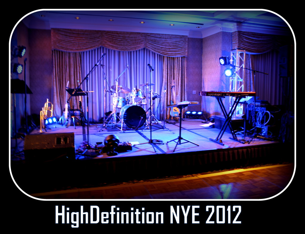 New Years Eve at Stonebriar Country Club